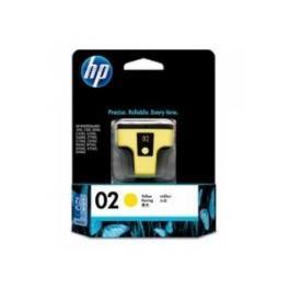 HP C8773WA  No.02  黃色墨水匣 PSC3110