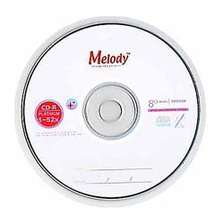 MELODY CD-R 10入布丁桶可列印