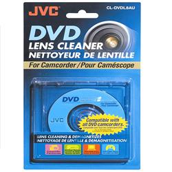 JVC 8cm DVD清潔片 CL- DVDL8AU