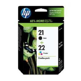HP CC630A (No.21+22) 黑彩組合包