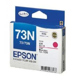 EPSON T105350 紅色墨水 73N
