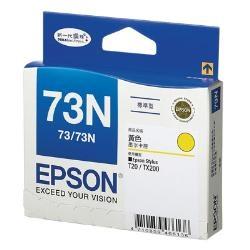 EPSON T105450 黃色墨水73N