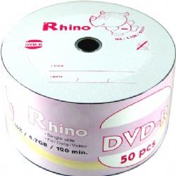 犀牛版DVD-R 4.7G 16X 50入收縮
