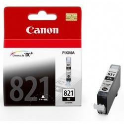 CANON CLI-821BK 淡黑色墨水匣