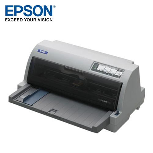 EPSON LQ-690C 24針點矩陣印表機