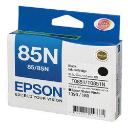 EPSON T122100 85N 黑色墨水匣