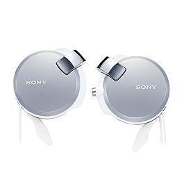 SONY 索尼 MDR-Q38LW-S 耳掛式耳機 銀