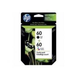 HP CN067AA NO.60黑+彩雙包組