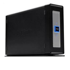 D-LINK DNS-313 網路儲存伺服器【展示良品】