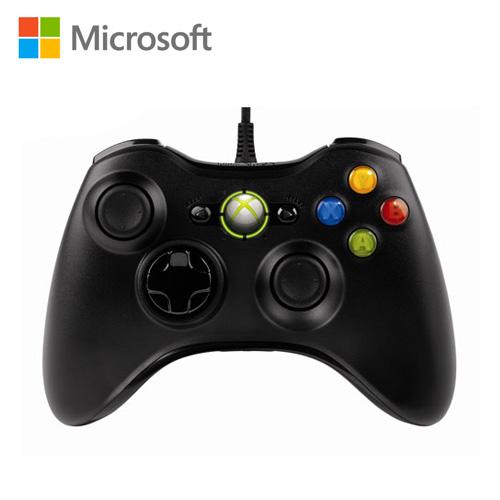 Xbox360控制器USB/PCP黑