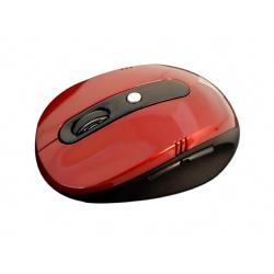 文鎧 WSS75 黑炫風2代 無線光學滑鼠 紅