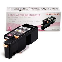 FujiXerox CT201593 紅色碳粉匣