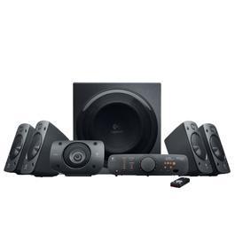 羅技 環繞音效音箱系統 Z906