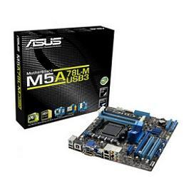 ASUS 華碩 M5A78L-M/USB3 (AMD AM3  FX ) 主機板