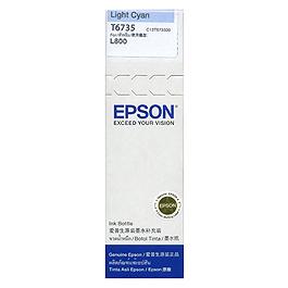 EPSON T673500 淡藍色墨水  L800