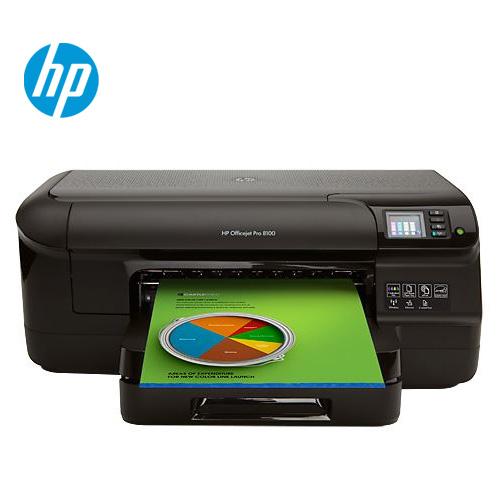 HP 惠普 OJ Pro 8100 商用印表機