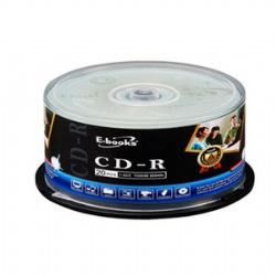 E~BOOKS國際版52X CD~R 20片桶
