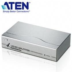 ATEN4埠VGA視訊螢幕分配器VS94A