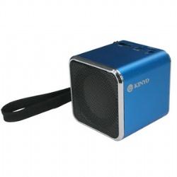 KINYO MPS-372 音樂盒讀卡喇叭 藍