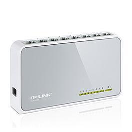 TP-LINK TL-SF1008D 8埠交換器
