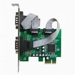 伽利略PCI-E RS232擴充卡PTER02A