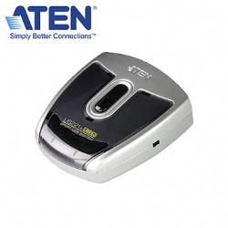 ATEN 2埠USB周邊裝置切換器