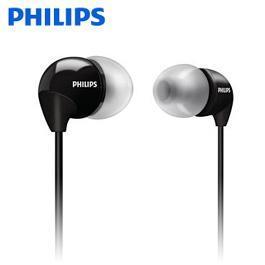 PHILIPS 飛利浦 SHE3590BK 耳道式耳機 黑【展示良品】
