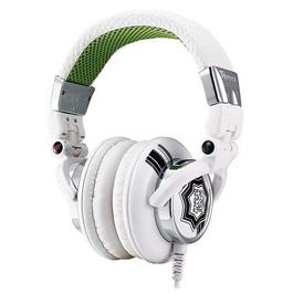 TteSPORTS 曜越 DRACCO 電競耳機經典款 搖滾白