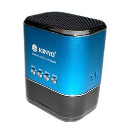 KINYO MPS-377 FM讀卡喇叭