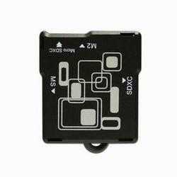 伽利略 A2 USB2.0迷你讀卡機-黑