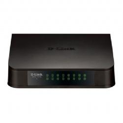 D-Link 友訊 DES-1016A 16埠桌上型乙太網路交換器