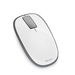 微軟 Microsoft Explorer Touch 滑鼠 白【展示良品】