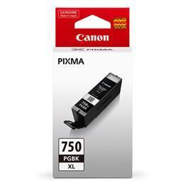 CANON PGI-750 XL BK 大容量分離式黑色墨水匣