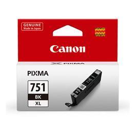 CANON CLI-751 XL BK 相片黑高容量墨水匣