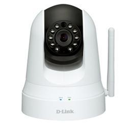 D-Link 友訊 DCS-5020L H.264旋轉式無線網路攝影機