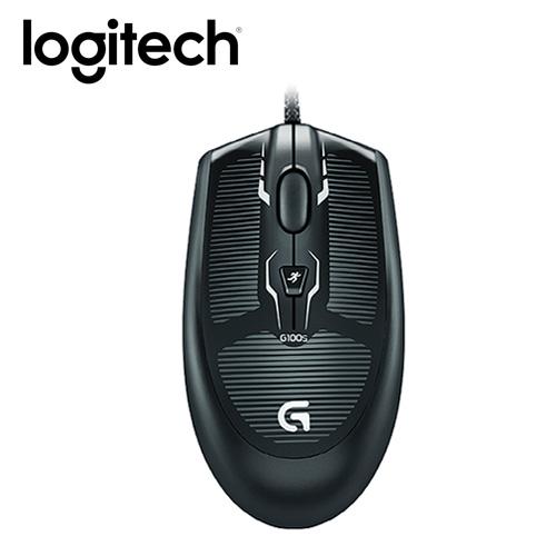 Logitech 羅技 G100S 玩家級光學滑鼠