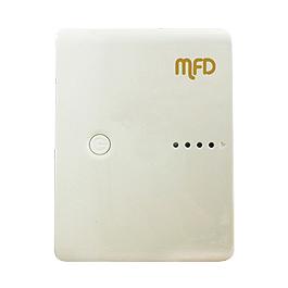 MFD 12000mah 行動電源 製 白