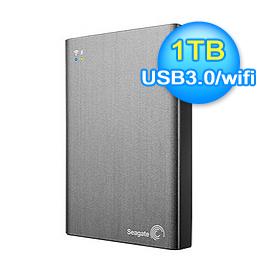 Seagate 希捷 Wireless Plus 2.5吋 1TB 無線外接硬碟【展示良品】