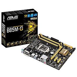 ASUS 華碩 B85M-G 主機板
