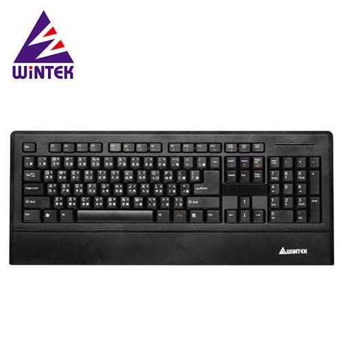 WINTEK 文鎧 WK930 新太空船超薄鍵盤 黑