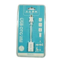 MICRO USB OTG 資料傳輸線(白)