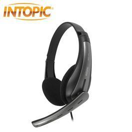 INTOPIC 廣鼎 JAZZ-210 頭戴式耳機麥克風