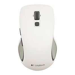 羅技 M560 無線滑鼠 白