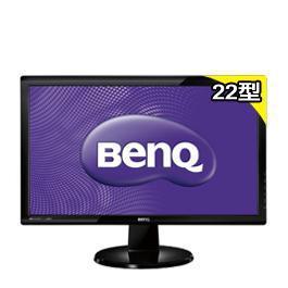 BENQ 明基 GW2255HM 22型VA不閃屏寬螢幕