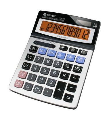 KINYO 桌上型護眼計算機 KPE-592