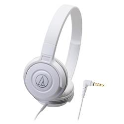 鐵三角 ATH-S100 頭戴式耳機 白