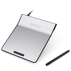Wacom Bamboo Pad(USB有線系列)【展示良品】
