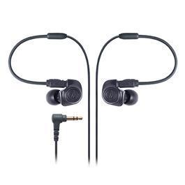 鐵三角 ATH-IM50 耳道式耳機 黑