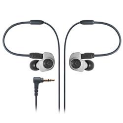 鐵三角 ATH-IM50 耳道式耳機 白