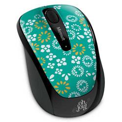 微軟 Microsoft 3500 無線行動滑鼠 歐喬伊